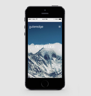 Outeredge Responsive