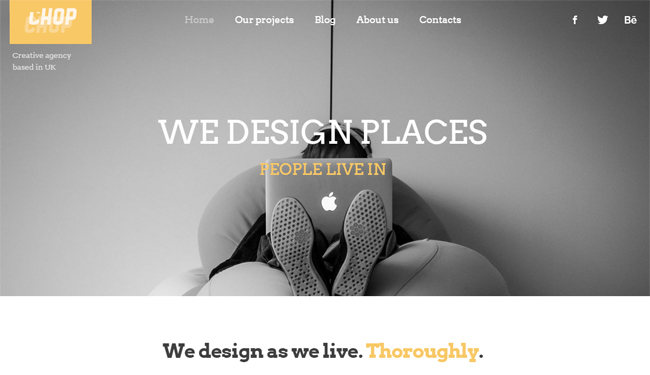 Architecture Responsive WordPress Theme
