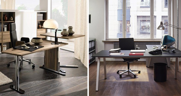 Minimalist Office Desk