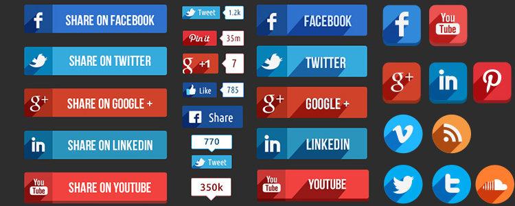 Social-Media-Buttons