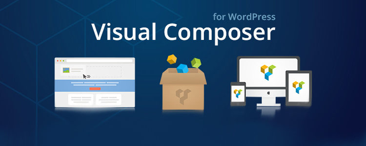 how to add visual composer in wordpress